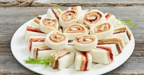 Young at Heart Tea Sandwiches