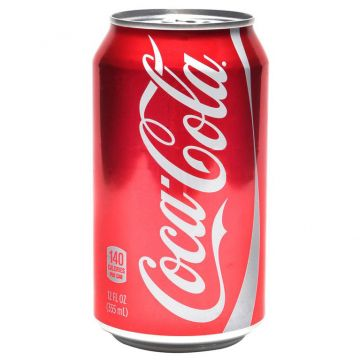 355ml Can of Coca Cola